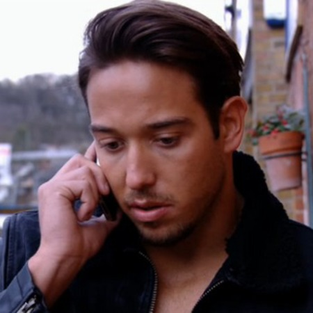 lockie - james - towie - cheat on danielle - handbag.com