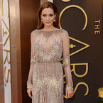 Dresses go demure at Oscars 2014