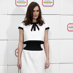 Look at Keira Knightley's waist