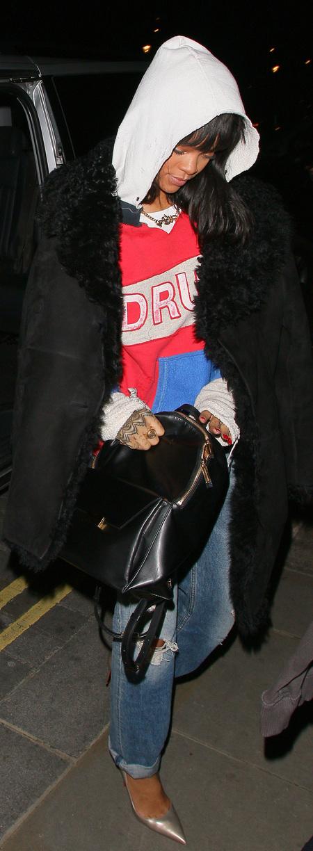 Rihanna's Stella McCartney backpack