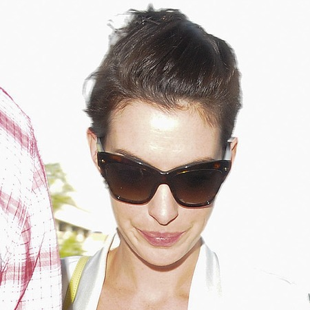 Anne Hathaway at Miami Film Festival 2014