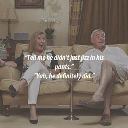 Gogglebox - best and funniest quotes - the posh couple - handbag.com
