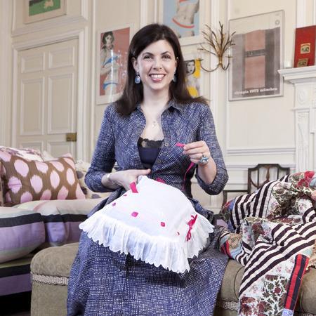 Kirstie alsopp for hobbycraft collaboration - DIY - interview - Q&A - shopping bag - handbag.com