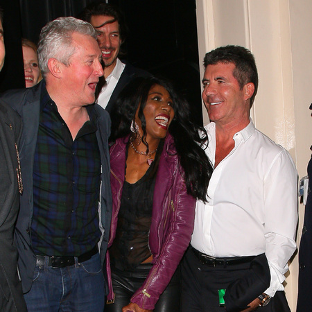 Louis Walsh, sinitta, simon cowell - x factor - cheryl return - fourth judge - handbag.com