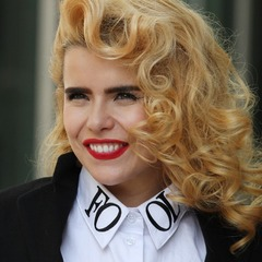 paloma faith white shirt - embroidered fool collar - how to wear a white shirt - handbag.com
