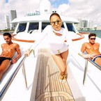 Jennifer Lopez is the hottest woman on a boat