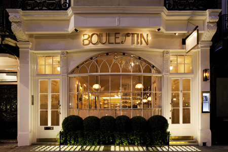Boulestin restaurant review - London restaurant review - exterior - going out - reviews - handbag.com