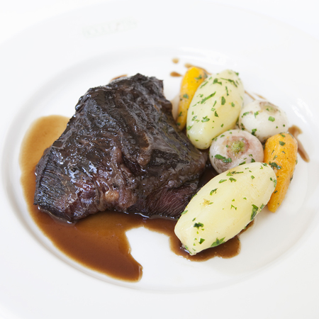 Boulestin restaurant review - London restaurant review - beef - going out - reviews - handbag.com