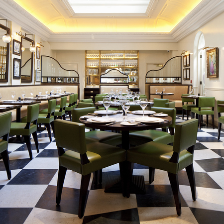 Boulestin restaurant review - London restaurant review - interior - going out - reviews - handbag.com