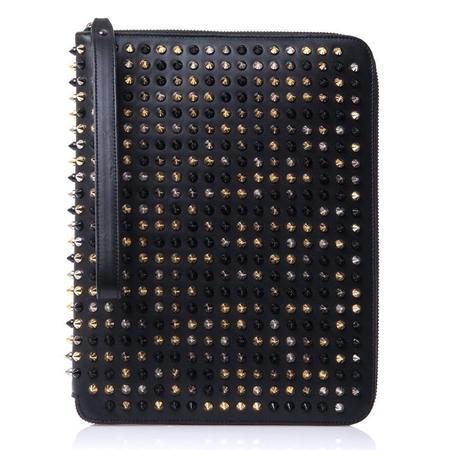 Ipad cases that are clutch bags - Chrisitan Louboutin clutch bag - fashion buys - tech buys - shopping buys - feature - handbag.coma