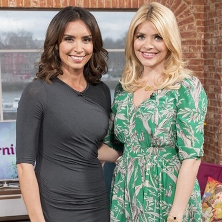 Christine Bleakley and Holly Willoughby on This Morning - twitter reactions - celeb fashion news - shopping bag - handbag.com