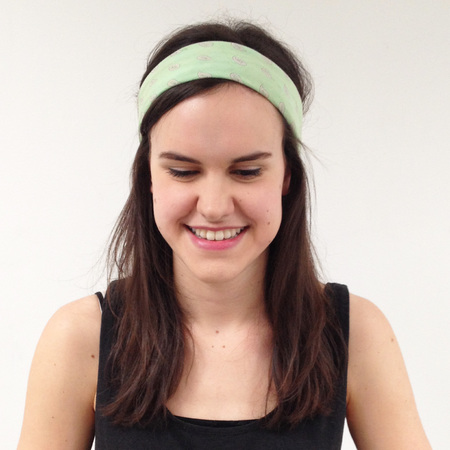 How to wear a bandana - axle rose - Kendall Jenner - across your head - headband - handbag.com