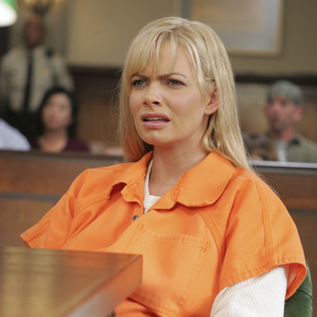 Jaime Pressly in My Name is Earl - drunk driving offences - celebrities - celeb news - day bag - handbag.com