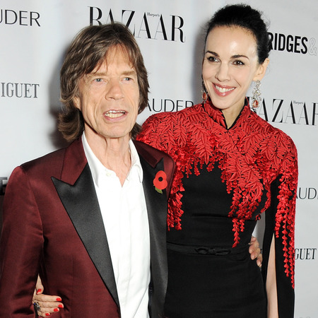 mick jagger and lwren scott - fashion designer found dead - handbag.com