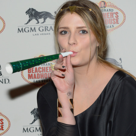 Mischa Barton at New Year's Eve 2014 Celebration At Beacher's - drink driving offences - celebrities - celeb news - day bag - handbag.com