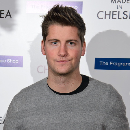 Stevie Johnson pictures - made in chelsea - fragrance launch - new series - news - season 7 - handbag.com