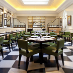 Review: Heading out for posh grub at Boulestin, Mayfair