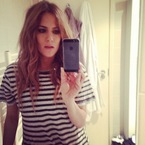 Caroline Flack has new hair