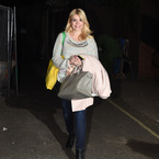 Holly Willoughby in Twitter drama