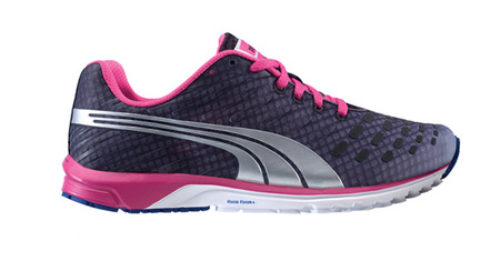 trainer testing - puma - cool trainers - purple - neutral sole - handbag.com