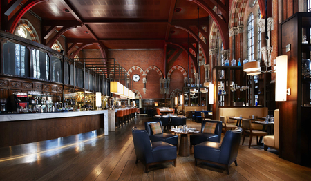 Renaissance Hotel Kings Cross London - London Hotel Review - London travel guide - Hotel reviews - Booking Office - travel - handbag.com