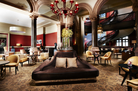 Renaissance Hotel Kings Cross London - London Hotel Review - London travel guide - Hotel reviews - the Chambers - travel - handbag.com