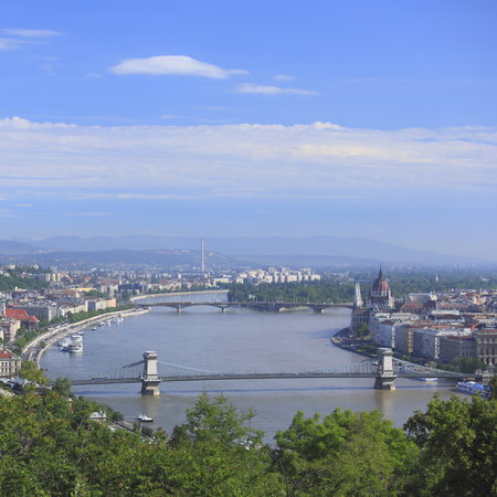 Budapest - travel - 5 best weekend getaways for Easter long weekend - travel bag - handbag.com