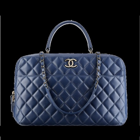 chanel_quilted_blue_lambskin_bowling_bag_lily_allen_handbag_gallery ...