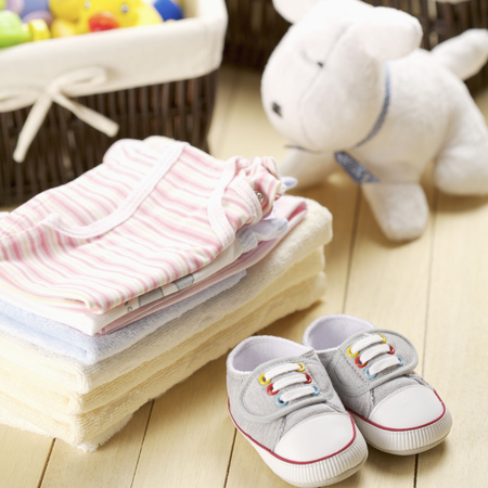 what to do with your old baby clothes - baby bag - how to - handbag.com