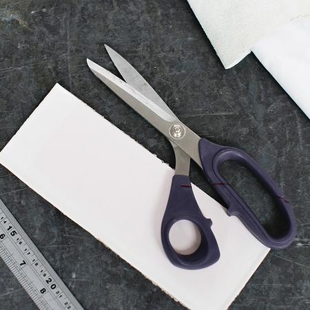 How to make a slouchy leather clutch bag - what you need - diy fashion fix - adorn - handbag.com