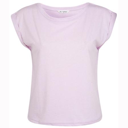 pastel purple tshirt - miss selfridge crop tee - how to wear pastel fashion trend - spring 2014 fashion trend - handbag.com