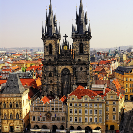 Prague - travel - 5 best weekend getaways for Easter long weekend - travel bag - handbag.com