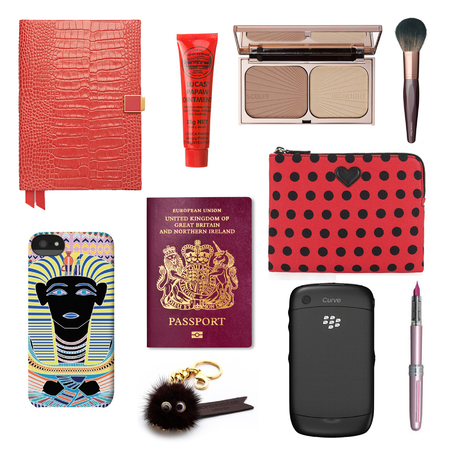What's in my handbag? - Poppy Delevingne interview - celeb fashion - shopping bag - handbag.com