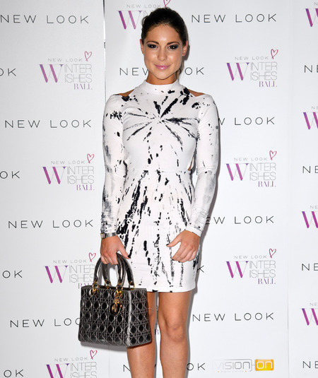 Louise Thompson's Dior