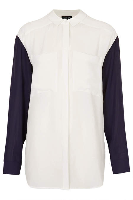emma willis - topshop - black and white shirt - this morning - mothers day - buy it on your break - handbag.com