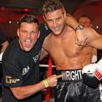 Who wins the TOWIE boxing match?