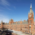 London Hotel Review: St. Pancras Renaissance Hotel