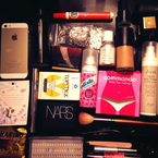 What's In my Handbag: Emma Watson's haul