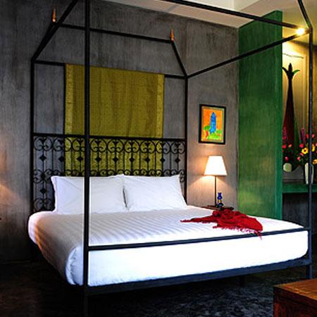 Bedroom at Absolute Sanctuary Resort, Koh Samui, Thailand - travel - handbag.com