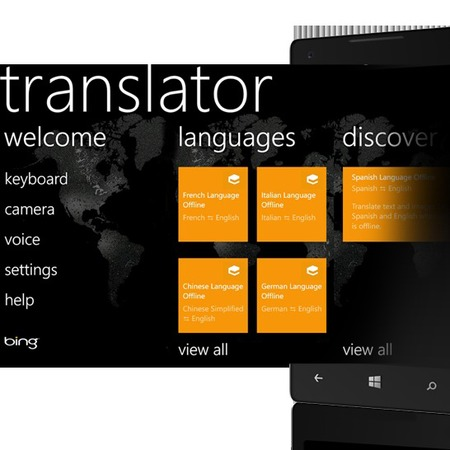 bing translator - travel app - best travel apps - travel bag - handbag.com