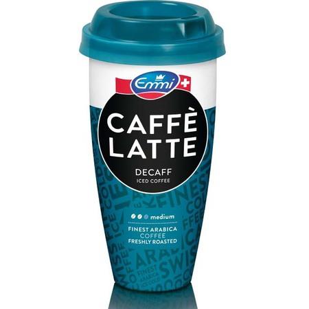 decaff emmi caffe latte iced coffee - binky spring healht secrets - handbag.com