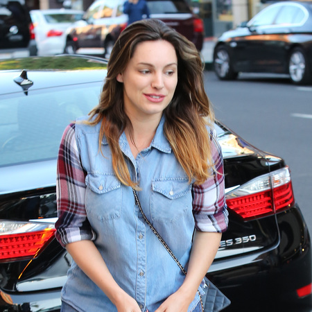 Kelly Brook - engagement ring - engaged - david - handbag.com