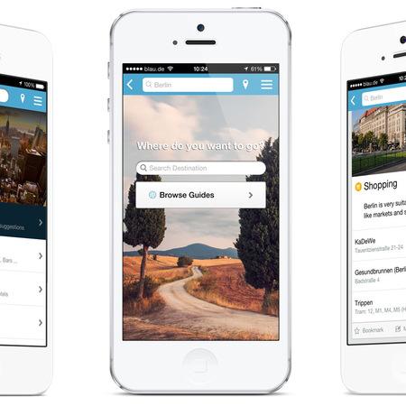 triposo - travel app - best travel apps - travel bag - handbag.com
