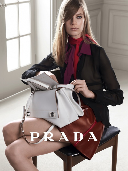 Prada 2014 double bag - new handbag collection - designer handbags for ss14 - handbag.com