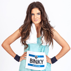 Binky Felstead's spring health and beauty tips
