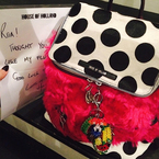 Rita Ora's handbag collection revealed