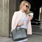 Rosie Huntington-Whiteley swaps Jason for Givenchy