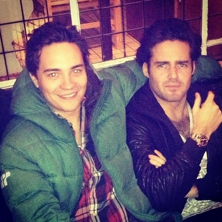 Andy Jordan's brother mark and spencer matthews - new made in chelsea cast - character - handbag.com