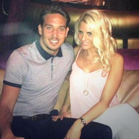 Danielle Armstrong back together with James Lockie Lock - TOWIE news - handbag.com