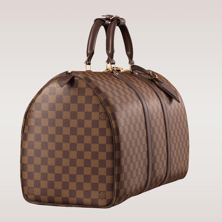 Louis Vuitton travel luggage - Louis Vuitton monogrammed travel luggage - designer suitcases - inside-  best designer luggage - travel bag - handbag.com